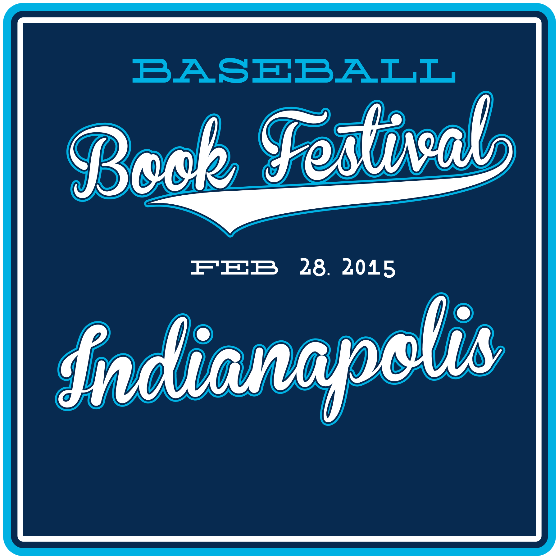 The 2015 Baseball Book Festival