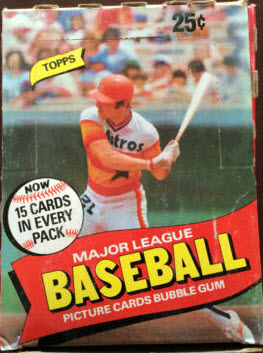 The End of the Topps Only Era