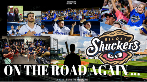 ESPN Releases Digital Documentary on Shuckers Season Entitled 'Home' |
