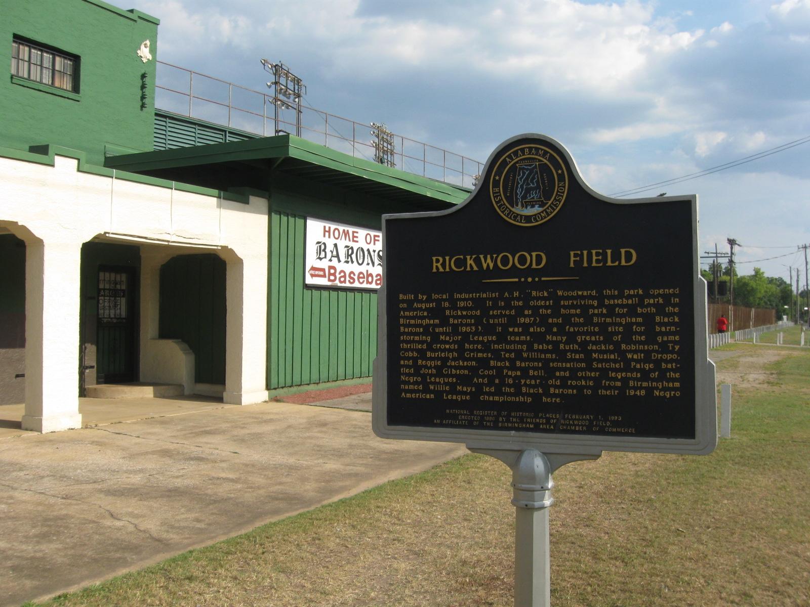Happy Birthday to America's Oldest Ballpark! |