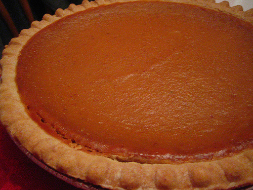 Pumpkin Pie, Thaddeus Green, and the Origin of the Kiddie Table