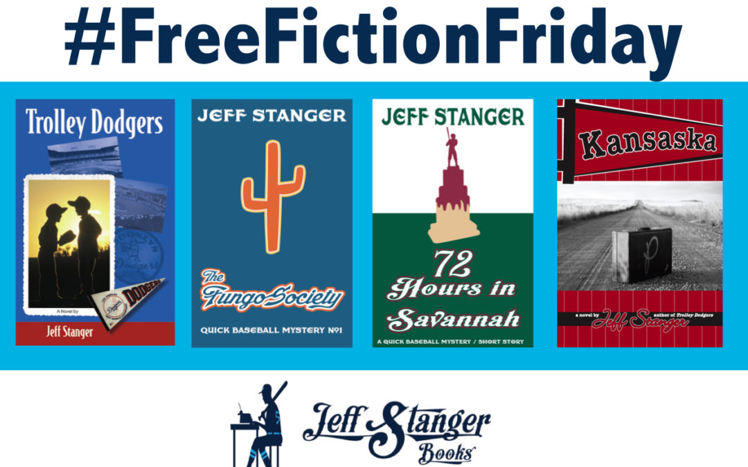 Free Fiction Friday: 9/30/16